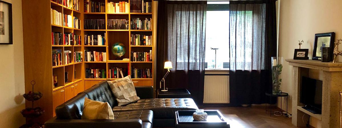 Hotelbar und Billard im Hotel Sonderfeld